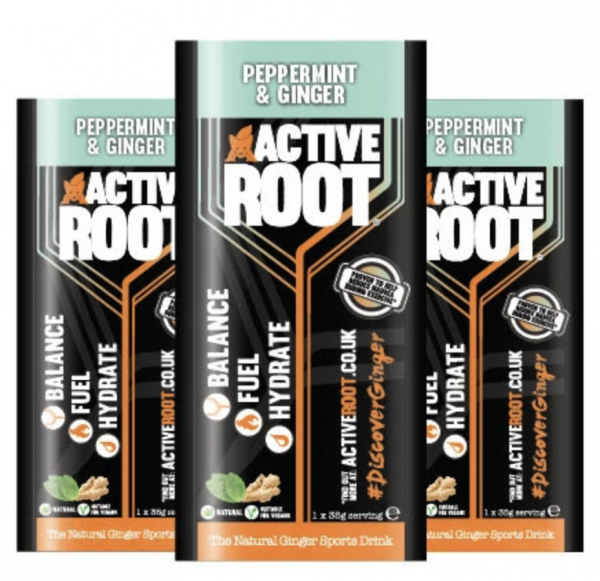 active root peppermint