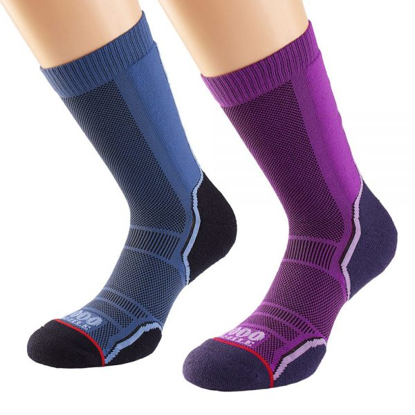 women trek sock